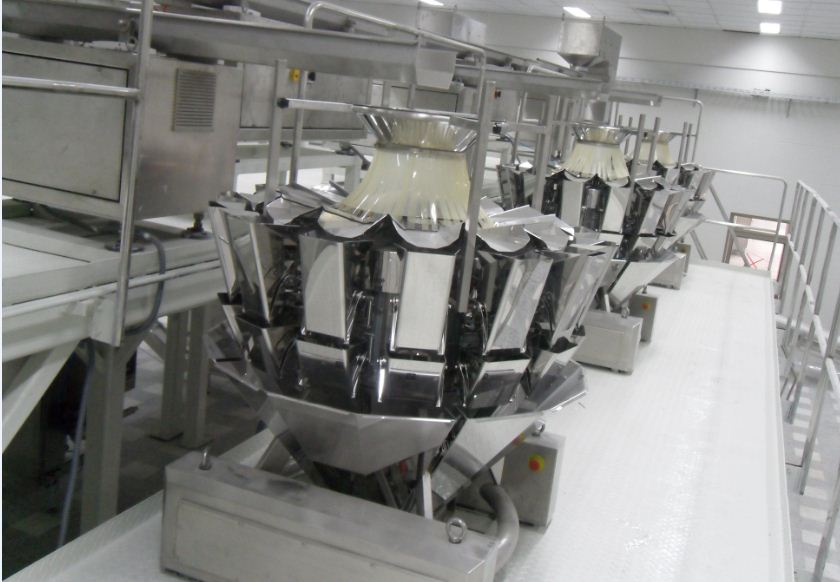 Multih Head Weighers Scales