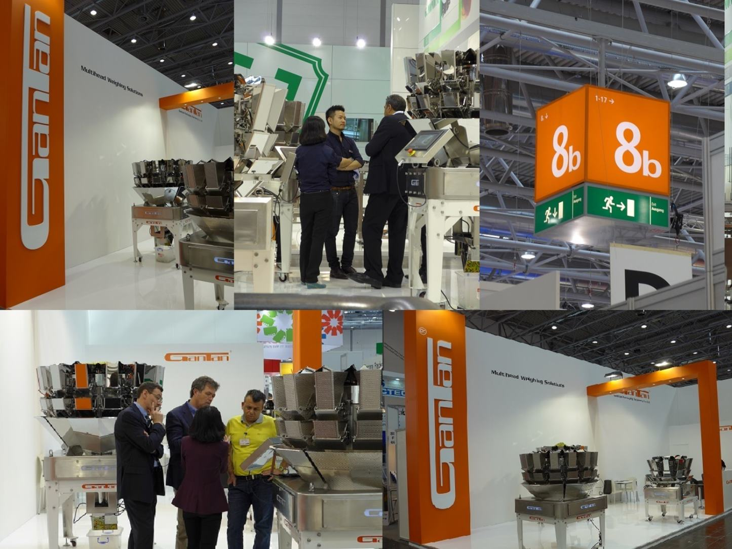 Gantan Interpack 2017