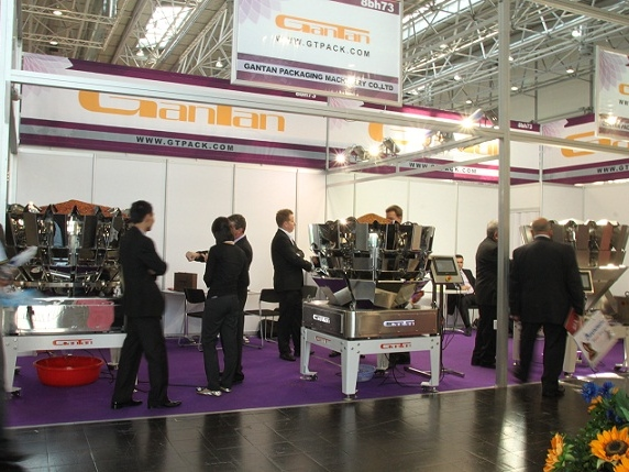 Overwhelming success at Interpack 2011