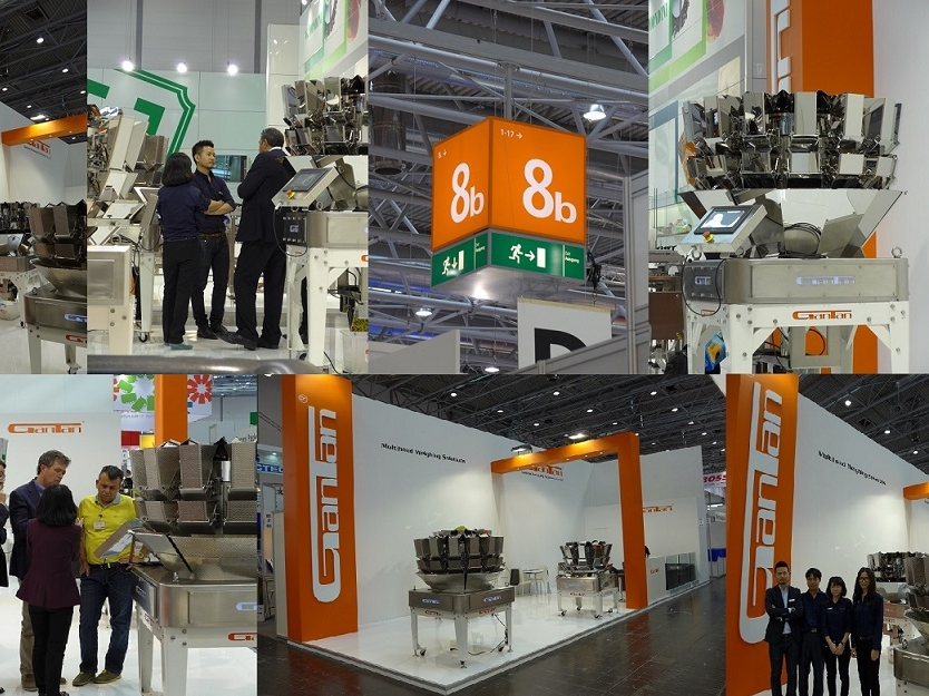 Gantan Interpack 2014