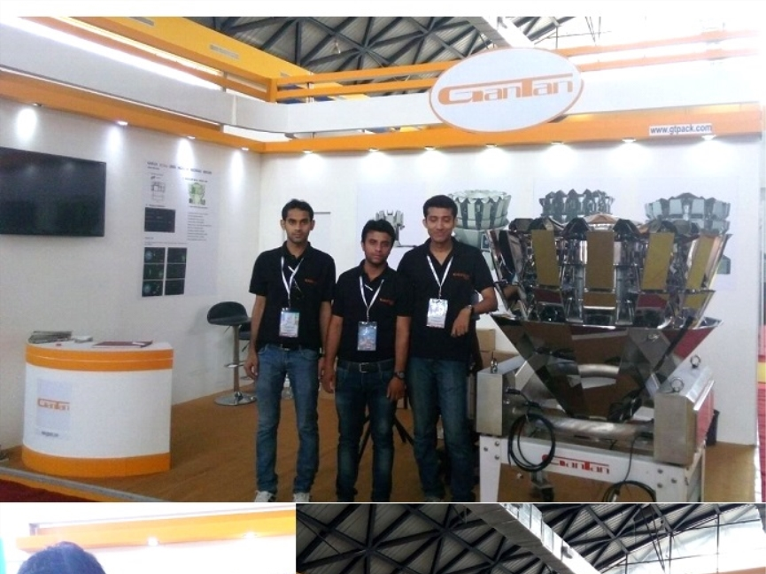 Gantan India office & Packplus South