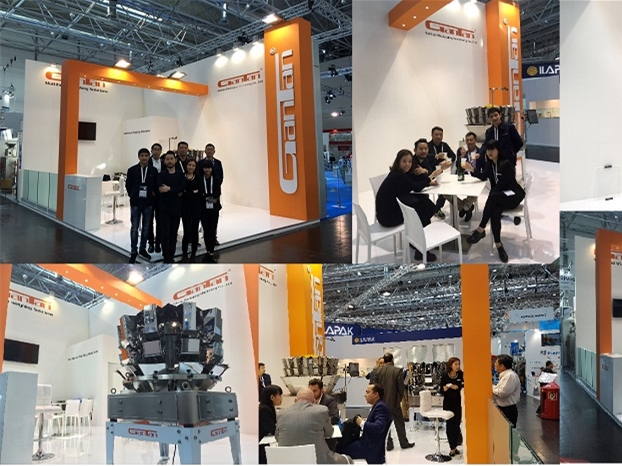Great success at Interpack 2017
